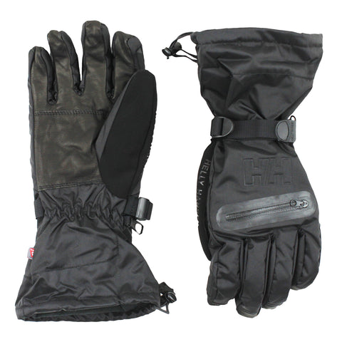 Helly Hansen Men's Reinier Ski Gloves - Black