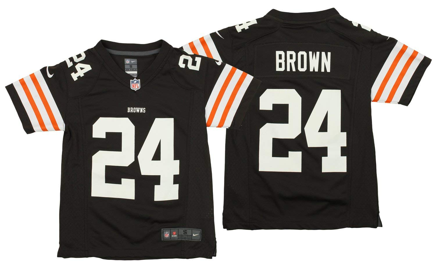 jim brown youth jersey
