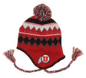 MLS Montreal Impact Youth Outerstuff Fan Cuffed Pom Hat Team Color Youth One Size