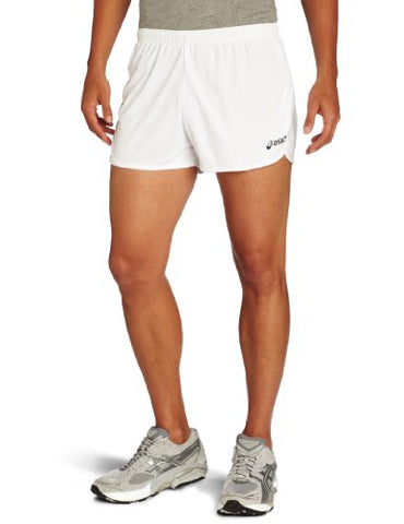 Asics Men's Interval 1/2 Split Athletic Running Shorts