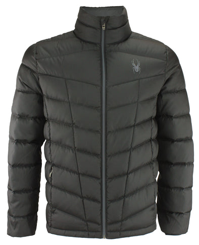 Spyder Men's Pelmo Down Jacket, Color Options