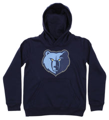 Outerstuff NBA Youth Memphis Grizzlies Primary Logo FLC Hoodie
