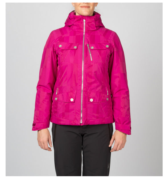 Spyder Women's Evar Insulated Jacket, Color Options