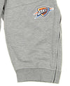 Zipway NBA Men's Oklahoma City Thunder French Terry Tearaway Jogger Shorts