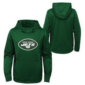 Outerstuff NFL boys Youth Boys Engage Pullover Performance Hoodie
