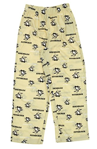 NHL Youth Pittsburgh Penguins Printed Pajama Lounge Pants