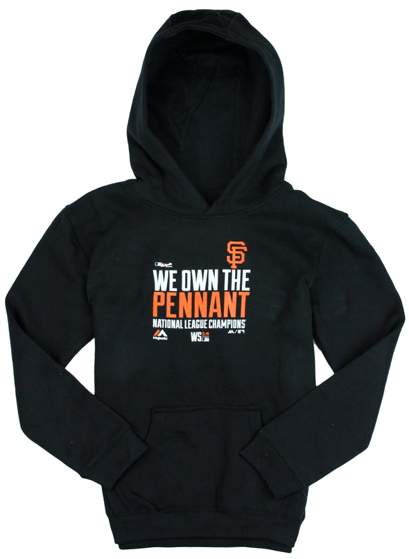 Outerstuff MLB Youth San Francisco Giants 2014 National League Champions Hoodie