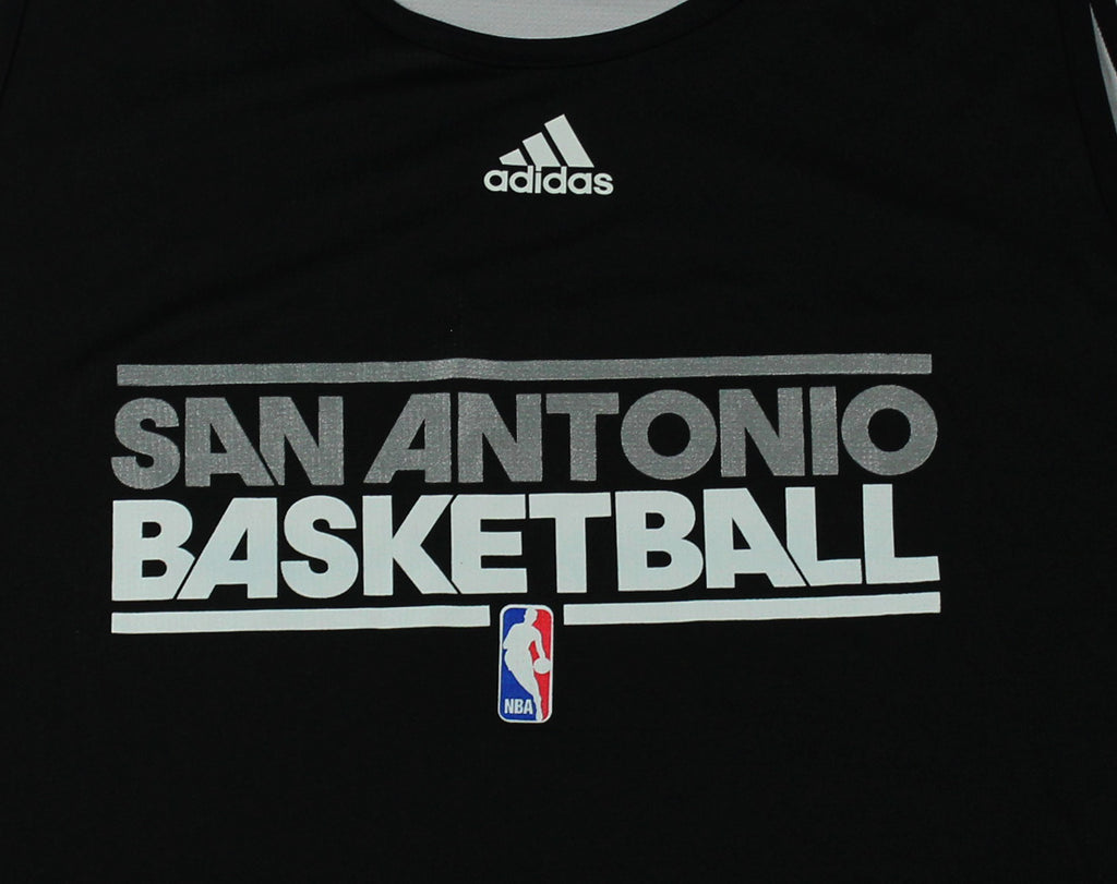 aee40902 NBA San Antonio Spurs Men's Adidas Reversible Tank Top – Fanletic