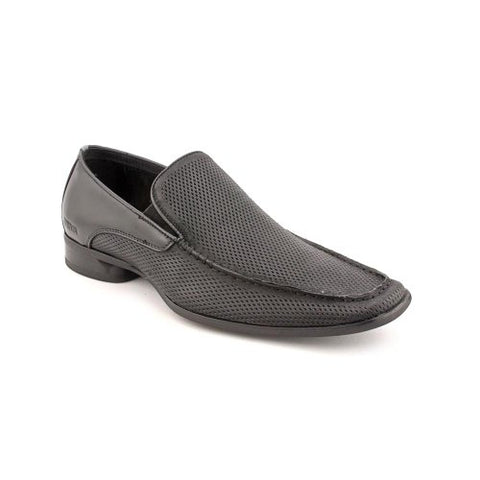 Kenneth Cole Reaction Note Worthy Men's Loafers Leather Slip On Shoes