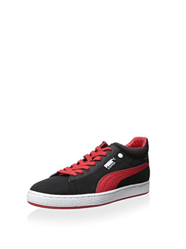 Puma Men's Stepper Classic Hyper 90S Mid Top Lace Up Shoes Sneakers, 3 Colors