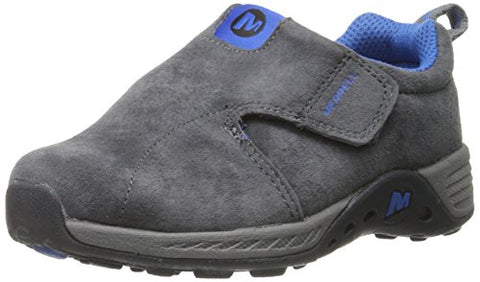 Merrell Toddlers Jungle Moc Sport ALT Closure Outdoor Shoe, Grey