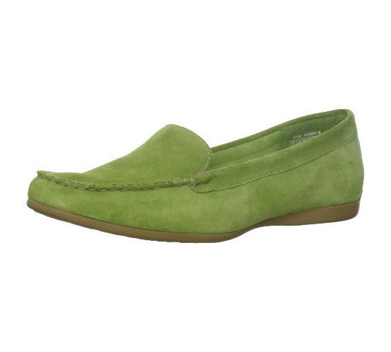 Rockport Women's Demisa Plain Flat Loafers Slip On Shoes - Many Colors