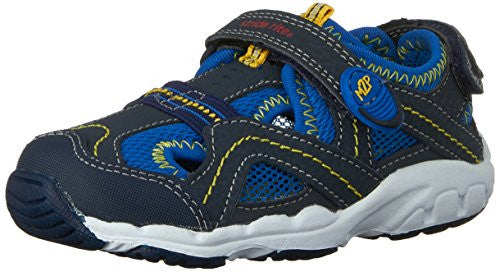 Stride Rite Toddlers Made 2 Play Soni Sneaker, Blue