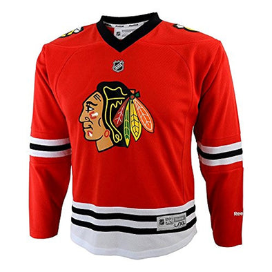 Reebok NHL Youth Chicago Blackhawks Replica Jersey