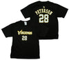 NFL Youth Minnesota Vikings Adrian Peterson #28 Short Sleeve Player T-shirt