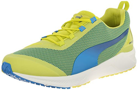 Puma Men's Ignite XT Running Athletic Shoe Sneakers, Sulphur Spring / Cloisonnee