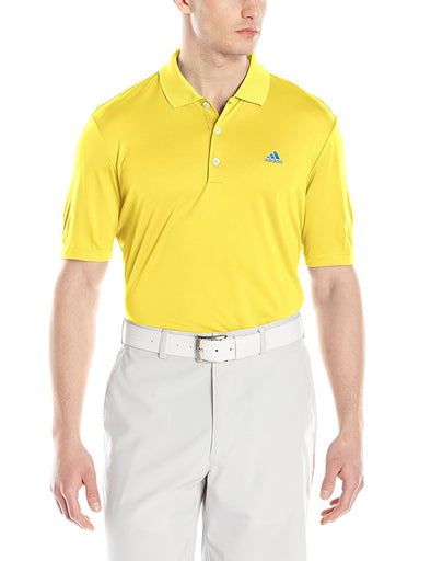 Adidas Golf Men's Branded Performance Polo Shirt, Color Options