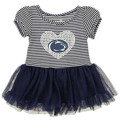 buy popular 14f17 b991b OuterStuff NCAA Girl s Toddlers Penn State Nittany Lions Celebration Tutu