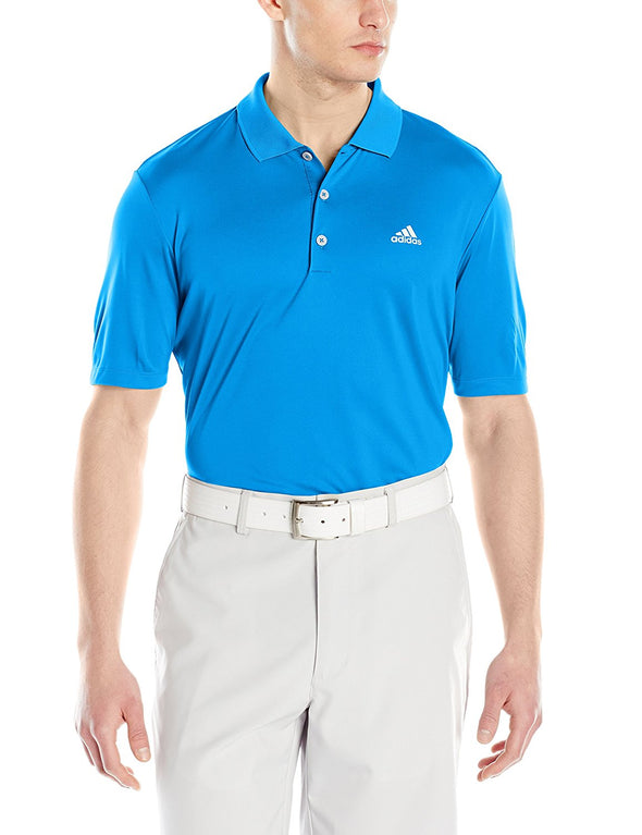 adidas Golf Men's Adi Branded Performance Polo, Multiple Colors Available
