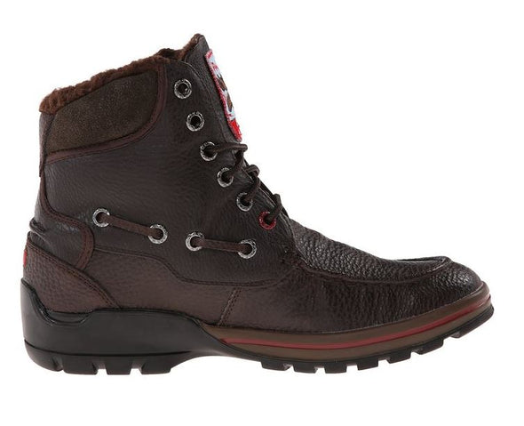 Pajar Men's Bolle Waterproof Leather Boots, Brown