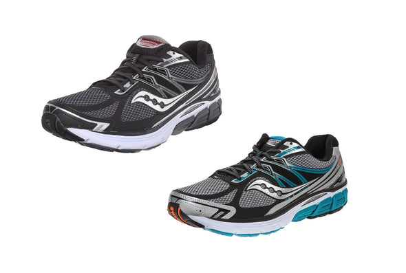 Saucony Men's Omni 14 Road Athletic Running Shoes, 2 Colors