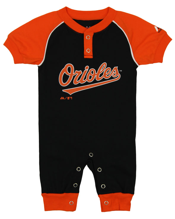 Outerstuff MLB Infant Baltimore Orioles Game Time Coverall