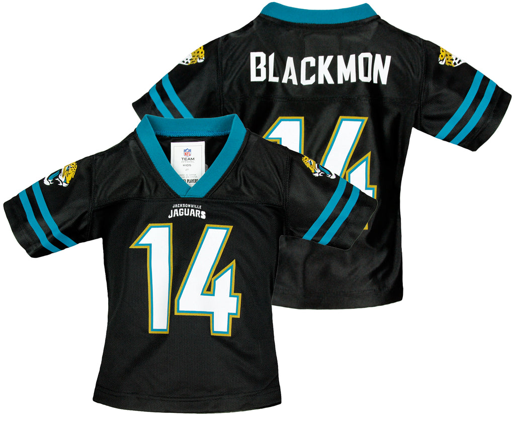 new style 8349e dc6ab NFL Football Toddlers Jacksonville Jaguars Justin Blackmon #14 Dazzle Jersey