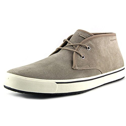 Rockport Men's Path To Greatness Chukka Lace Up Oxford Shoes Boots, Taupe
