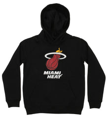 Outerstuff NBA Youth Miami Heat Primary Logo FLC Hoodie