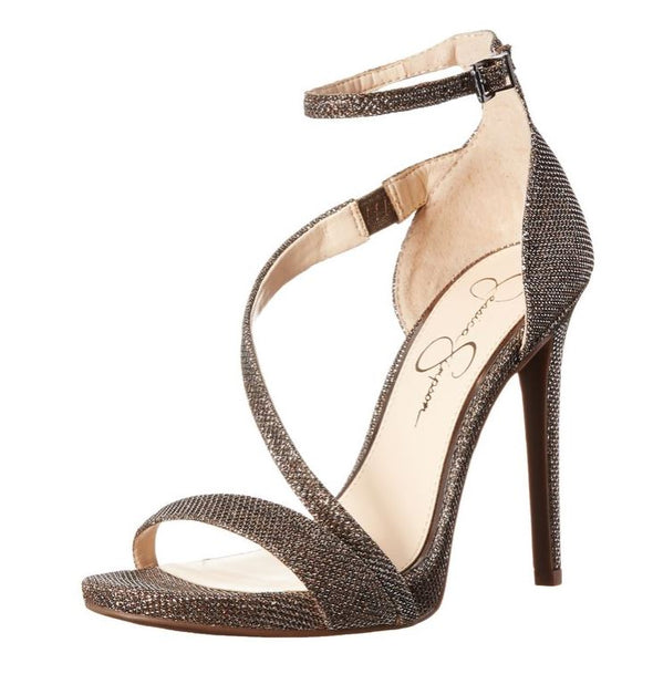 Jessica Simpson Women's Rayli Dress Strappy Sandal High Heel Pumps, Several Colors