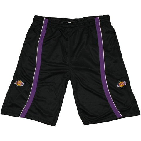 Zipway NBA Men's Los Angeles Lakers Mesh Basketball Shorts - Black