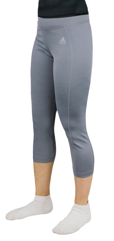 Adidas Girl's 7-16 TechFit 3/4 Tight Performance Pants