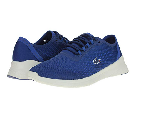 Lacoste Men's LT FIT 318 3 SPM Fashion Sneaker, Dark Blue