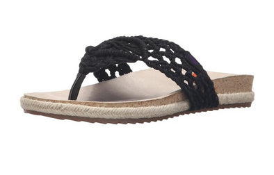 Rocket Dog Women's Fairytale Macrame Rope Flip Flop Sandals
