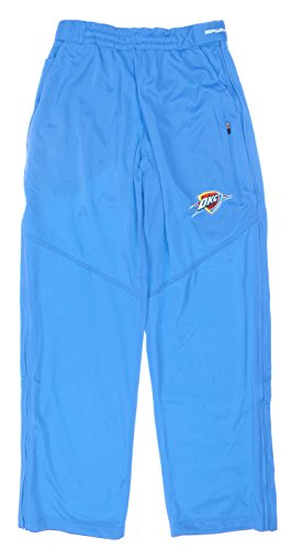 Zipway NBA Basketball Men's Oklahoma City Thunder Ruler Track Pants, Blue