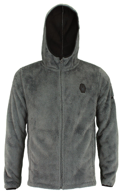 Spyder Men's Musa Full Zip Sherpa Hoodie, Color Options
