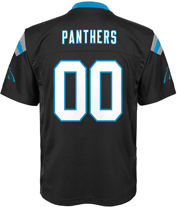Outerstuff NFL Football Kids Carolina Panthers Fashion Jersey