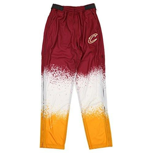 Zipway NBA Men's Cleveland Cavaliers Retro Pop Athletic Tearaway Pants