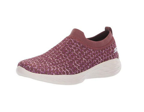 You By Skechers Women's Angelic Slip On Sneaker, 2 Color Options