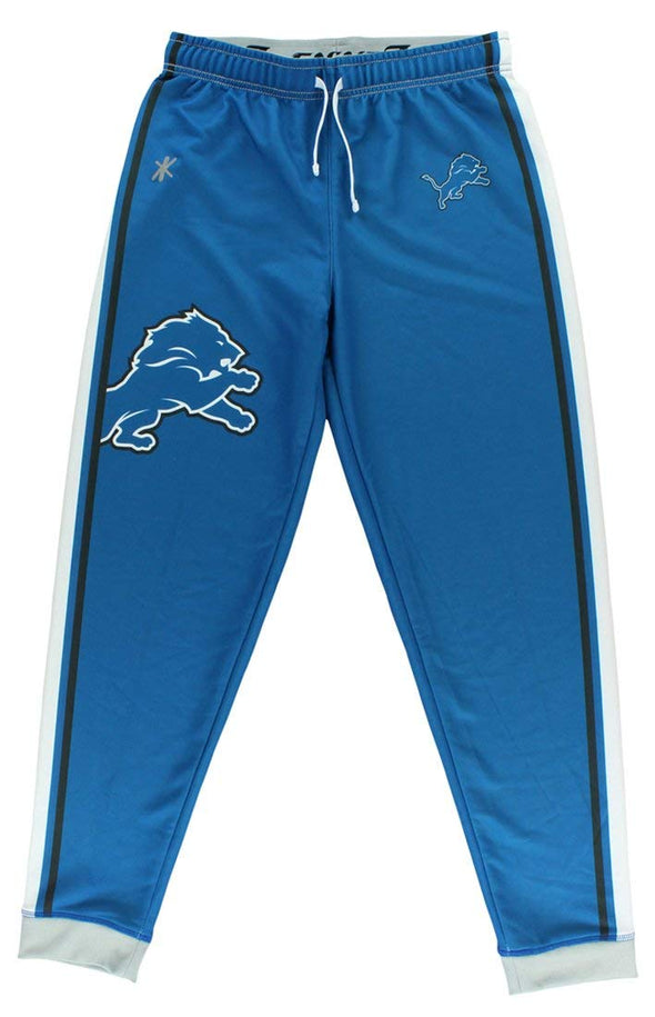 Forever Collectibles NFL Women's Detroit Lions Polyfleece Jogger Pant