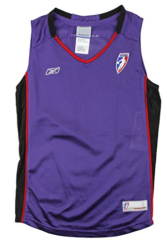 Reebok WNBA Youth Girls Sacramento Monarchs Jersey, Purple