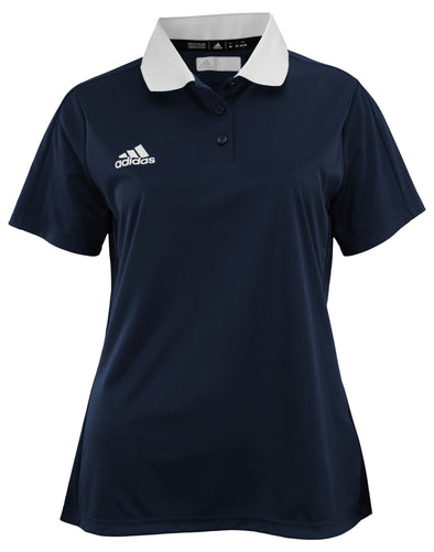 Adidas Women's Game Built Coaches Polo, Color And Sizing Options