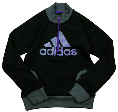 Adidas Big Girls Ultimate Performance Pullover Sweatshirt