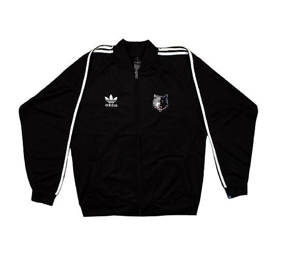 95ccd0f11 Adidas NBA Youth Minnesota Timberwolves Legacy Track Jacket – Fanletic