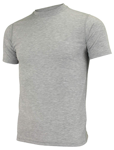 Adidas Climalite Youth Ultimate Athletic Tee, Grey