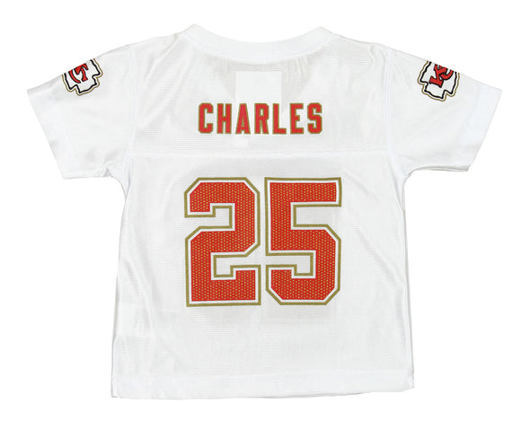OuterStuff NFL Infants & Toddlers Kansas City Chiefs NFL Jamaal Charles #25  Jersey