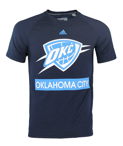 Adidas NBA Men's Oklahoma City Thunder Ultimate Tee