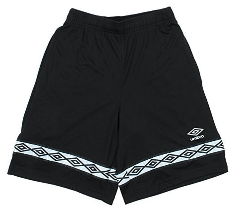 Umbro Men's Cross Diamond Training Shorts, Color Options