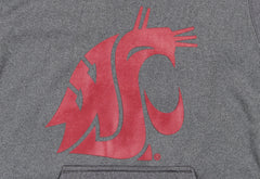 NCAA Youth Washington State Cougars Pullover Grey Hoodie