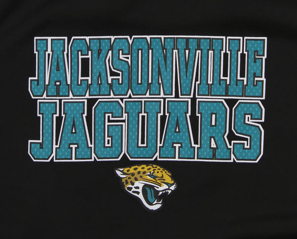 Outerstuff NFL Big Boy's Jacksonville Jaguars Fleece Hoodie Black